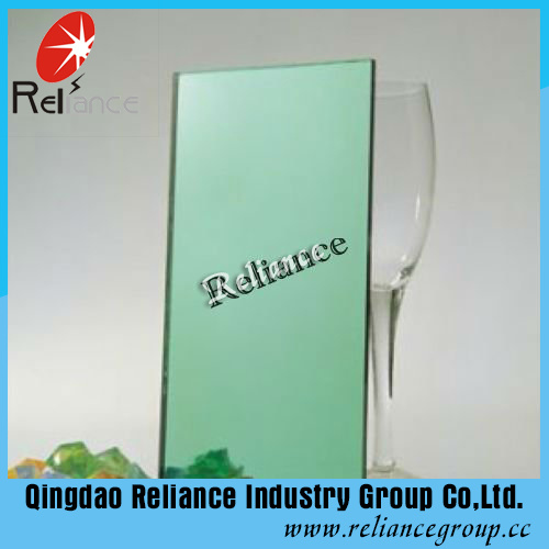 4mm Dark Green Reflective Glass with ISO/Ce Certificate (4mm -10mm)