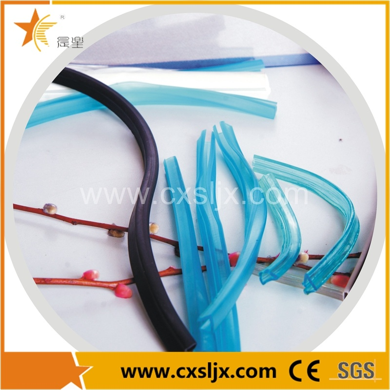 Soft PVC Sealing Strip Production Line