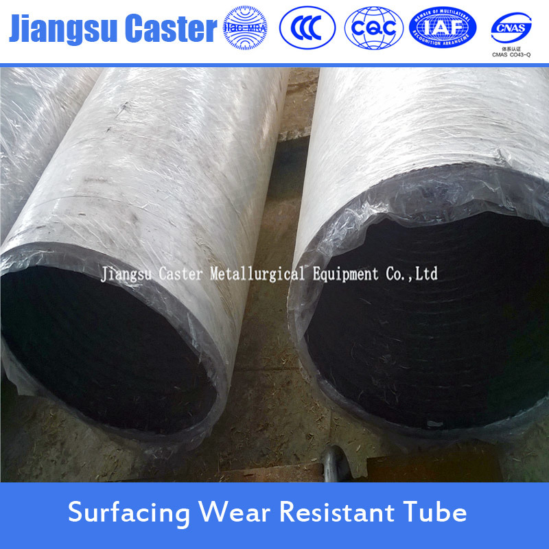 Hardfacing Pipe Surfacing Wear Resistant Pipe
