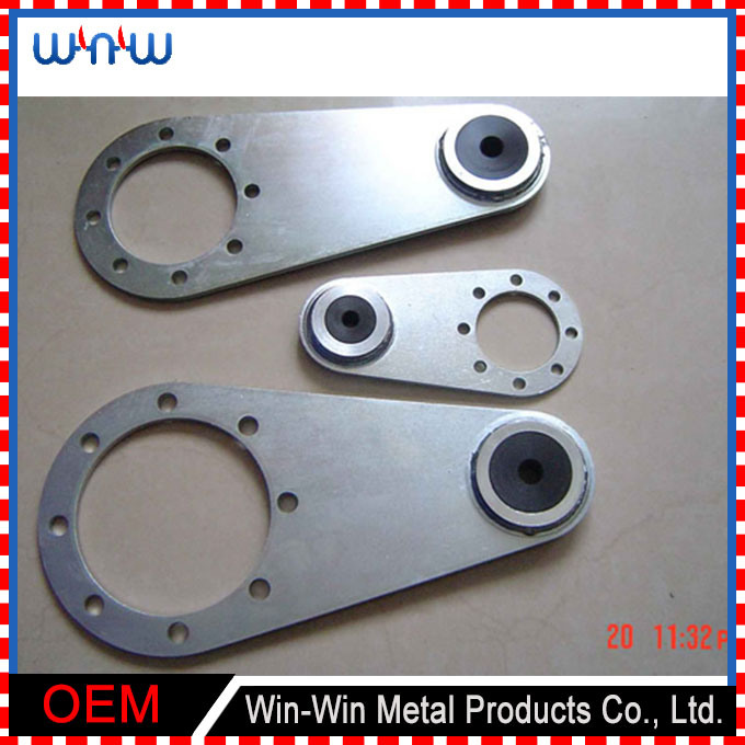 Custom Metal Sheet Stamping Parts Metal Bracket (WW-SP0628)