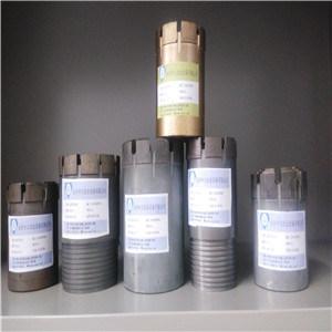 Bq Nq Hq Pq Diamond Impregnated Diamond Core Drill Bit