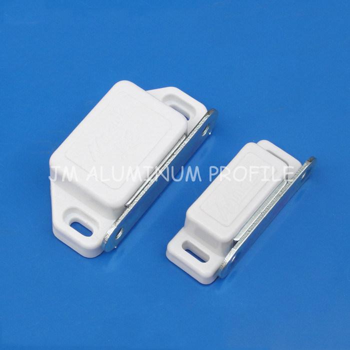 Door Locks Furniture Magnetic Catch Aluminum Profile Accessories