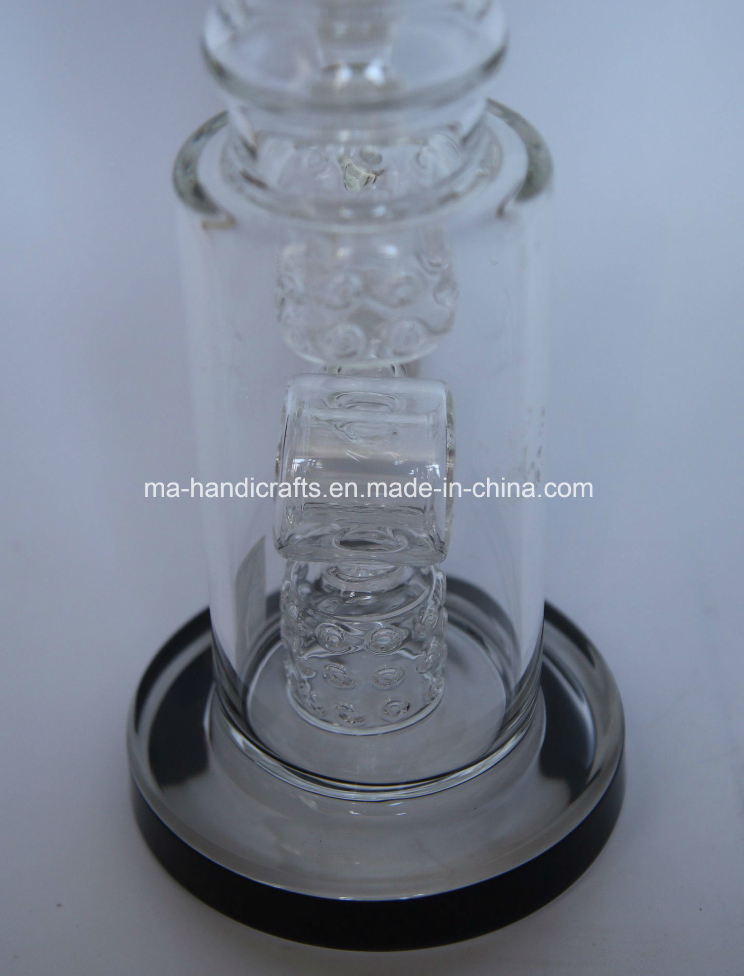"""18"""" Ice Pinches Smoking Glass Water Pipes/Smoking Pipes with Matix Percs"""
