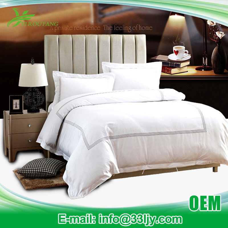 4 PCS Cheap 330t Bedding Sale for Hospital