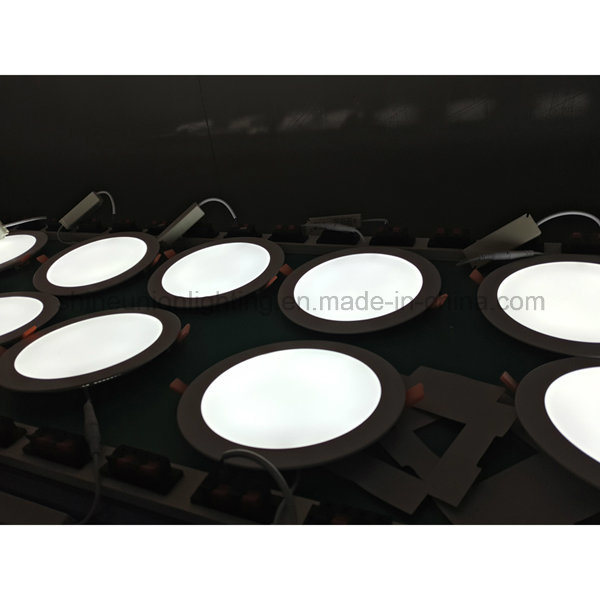 12W Slim LED Panel Light for Recessed