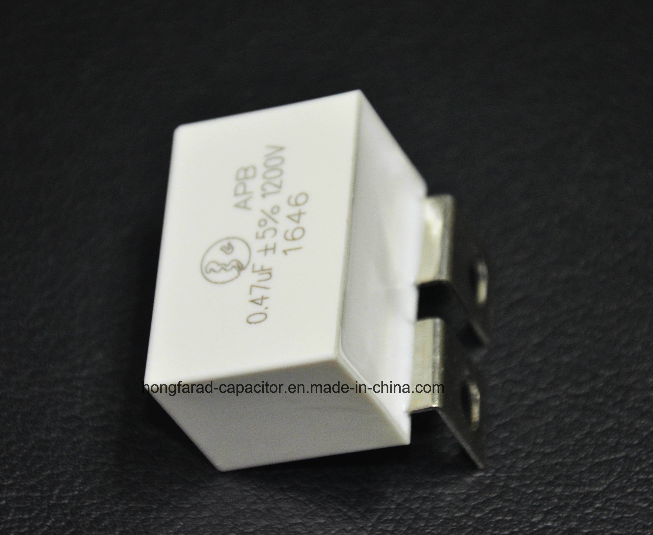 Sewing Machine Capacitor IGBT Snubber Capacitor Converter and Inverter for Switch Power Supply