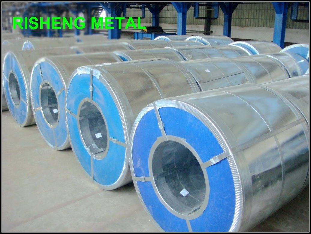0.14-0.8/0-1250mm Full Size Hot DIP Galvanized Steel