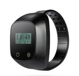 Watch GPS Prionser/Offender Tracker Wristband GPS Locator Personal Alzheimer′s Tracking Device Ddx02