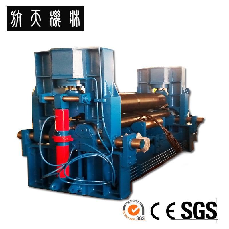 Three-Roll Rollling Machine W11 Rolling Machine