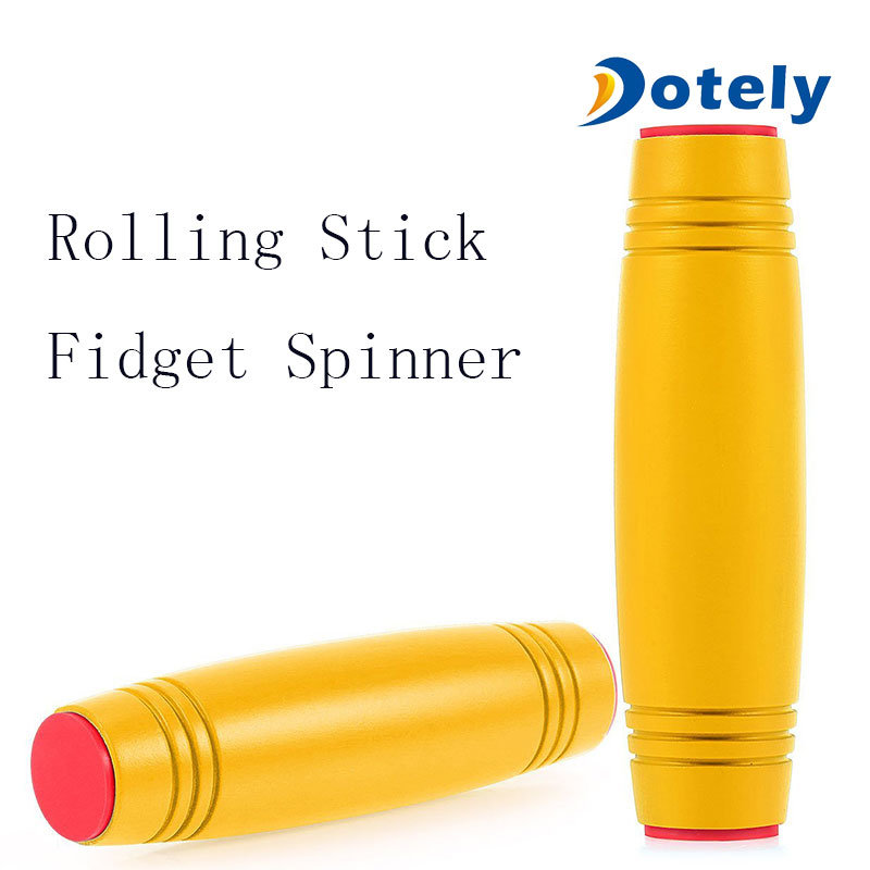 Fidget Rolling Stick Desk Toy for Anxiety Release