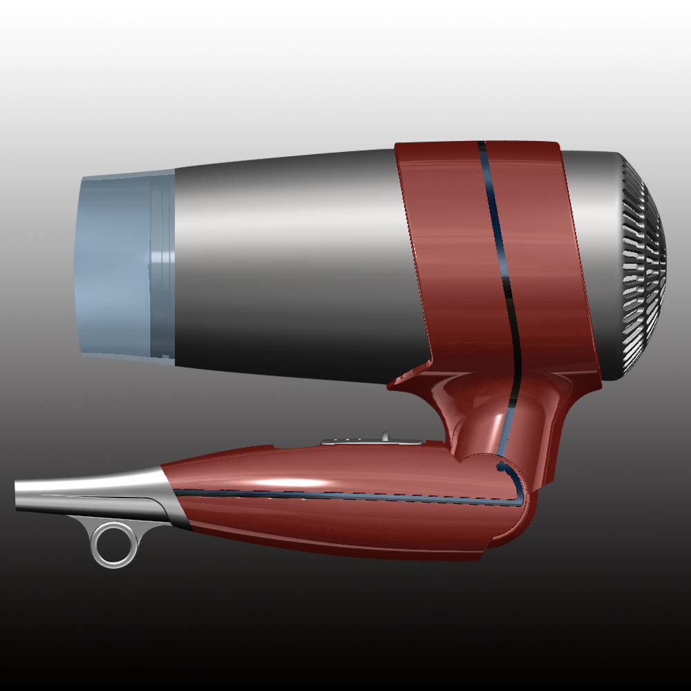 Professional Foldable Household Travel Hotel Hair Dryer