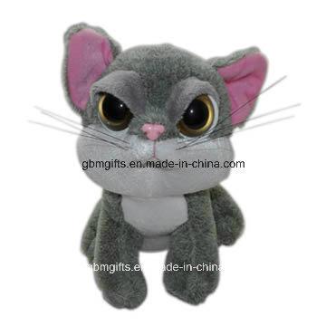 Professional Customized Soft Stuffed Plush Animals Toys Plush Toy Cat