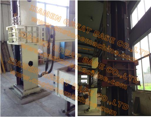 GBLM-1500 Gantry Type Block Levering Machine