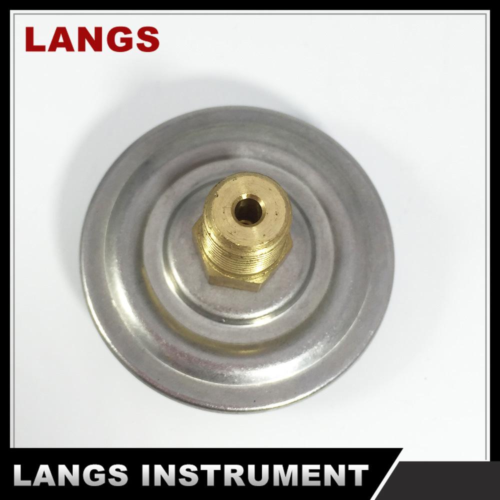 008 35mm Pressure Gauge for Fire Extinguisher