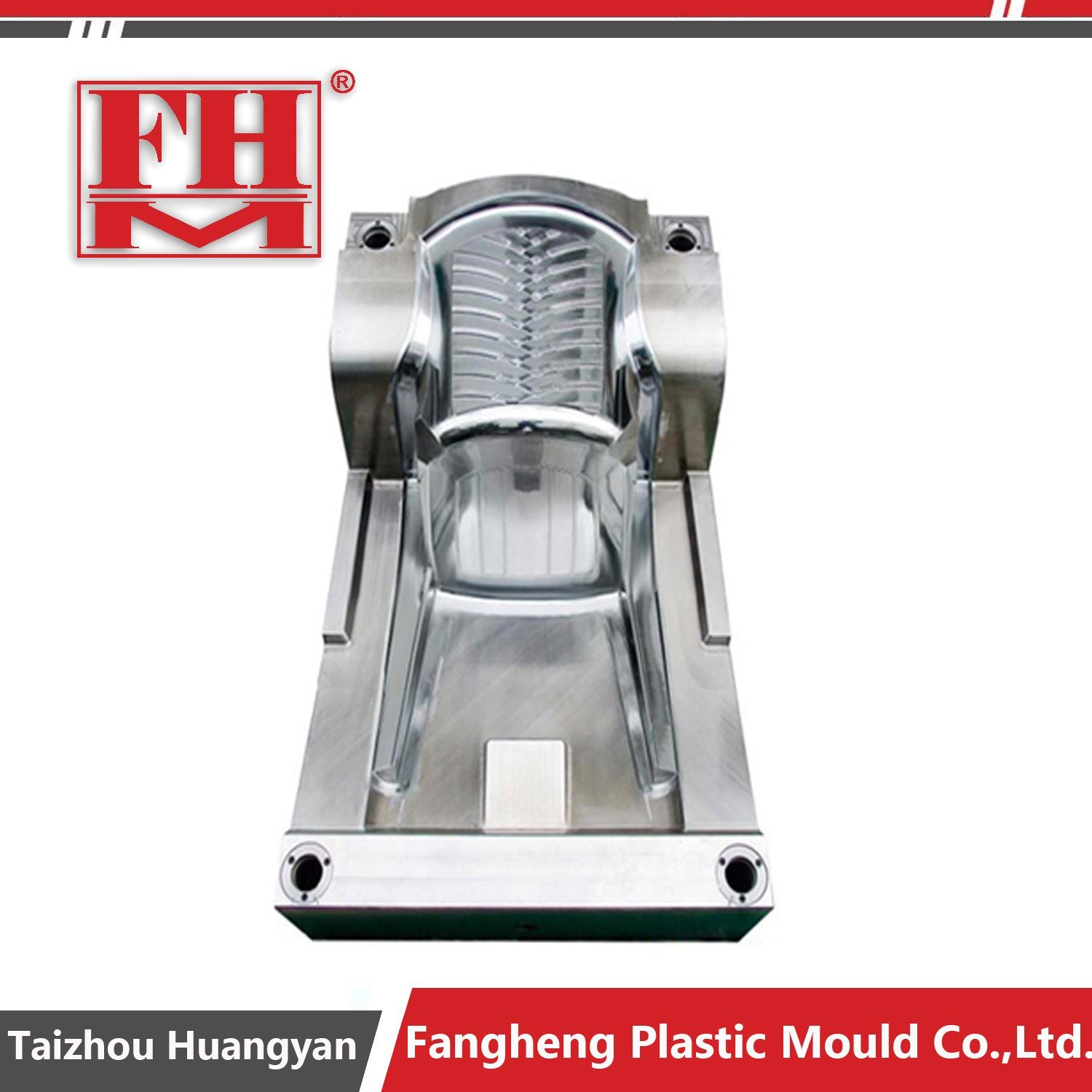 OEM Plastic Big Injection Chair Mould