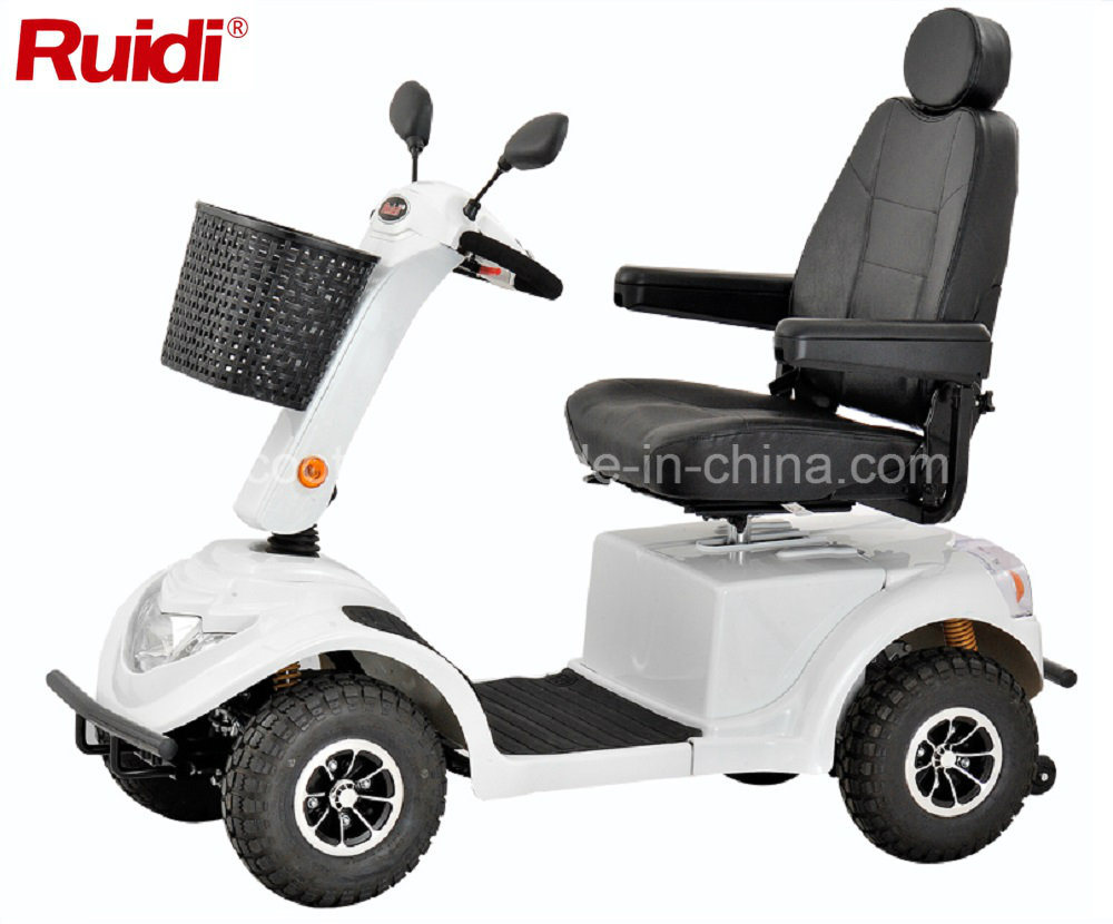 Heavy Duty 4 Wheel Electric Scooter Ce Mobility Scooter