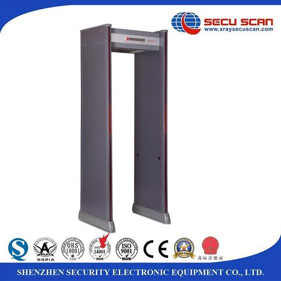 At300A Secuscan Outdoor Frame Security Metal Detector Supplier
