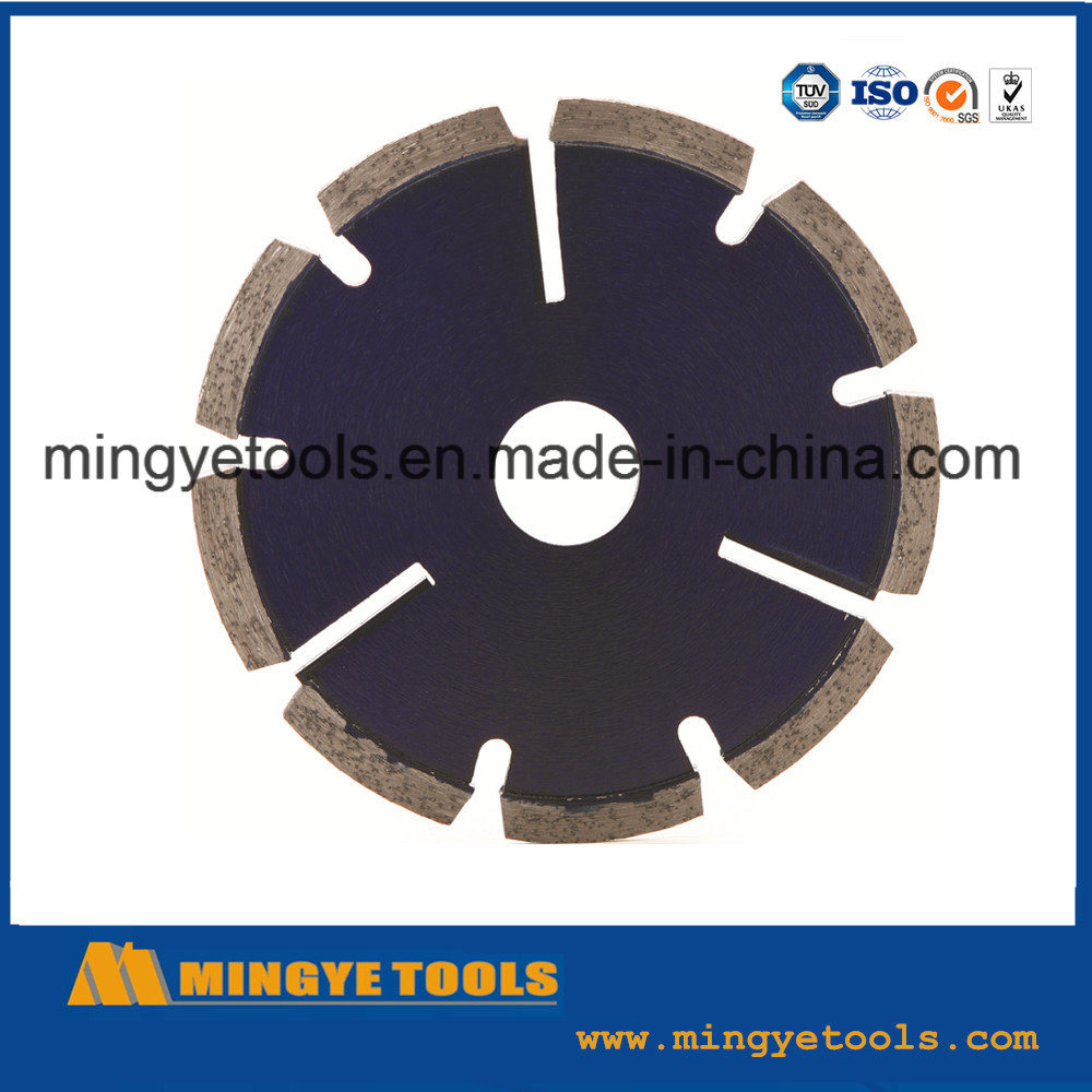 Sintered Segmented Diamond Saw Blade