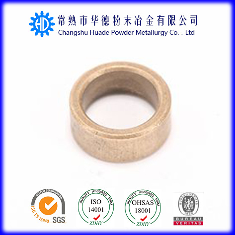 Flange Bearings by Conventional Powder Metallurgy