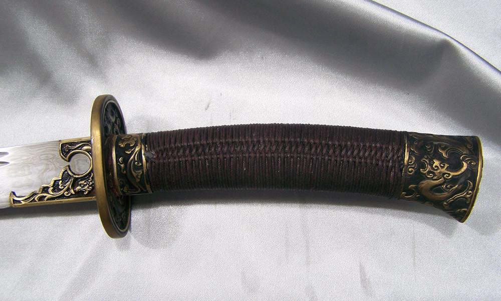 Chinese Antique Sword/ Willow Leaf Sword/Liuye Dao