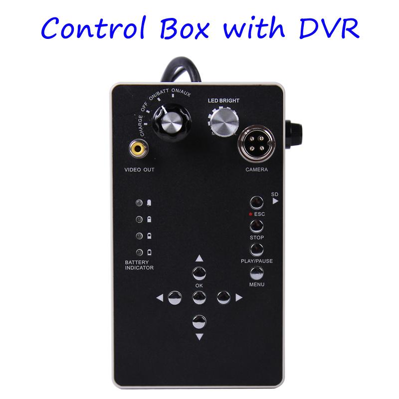 Pipe Inspection Camera 7′′ Digital Screen DVR Video Recording 7D1