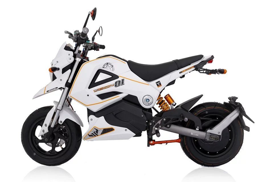 Hot Selling Electric Racing Motorcycle M3-Z