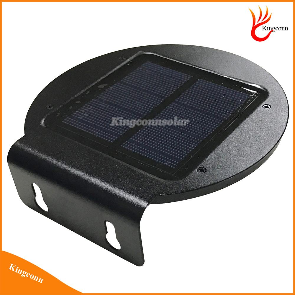 Radar Motion Sensor Solar Light