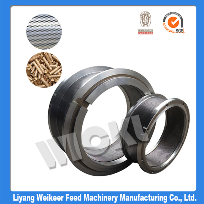Pellet Ring Die for Animal Feeds Making Machine