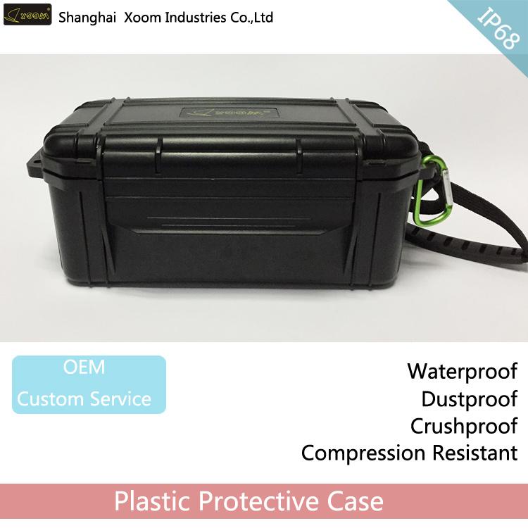 Outdoor Travel Box Small IP68 Waterproof & Crushproof Plastic Box