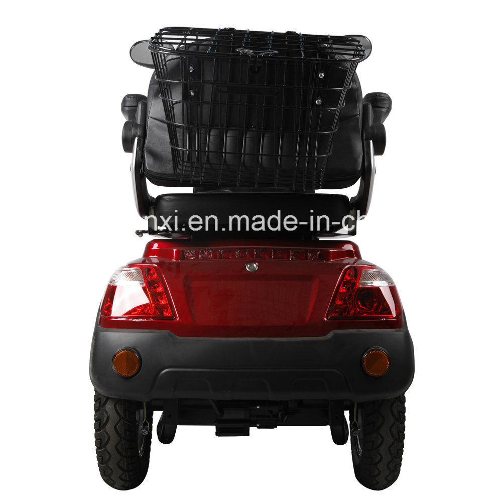 Ce Approved Electric Tricycle Mobility Scooter for Handicapped