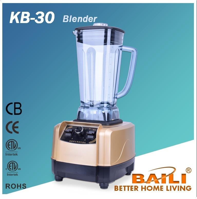2L Heavy Duty Professional Blender, Food Processor