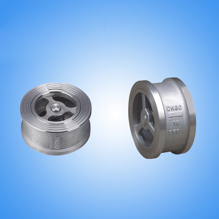 2016 High Quality 304 Dn15 Clamp Check Valve