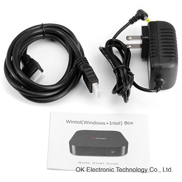Factory Mic OS Windows 8.1 /Android 4.4 W8 TV Box 2g+32g Mini PC