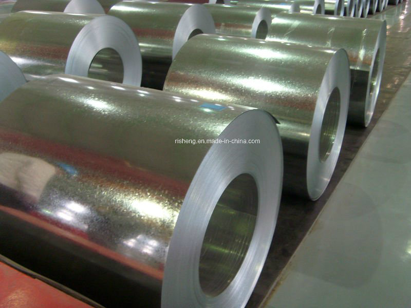 Real Factory Aluzinc Steel Coil/Gl