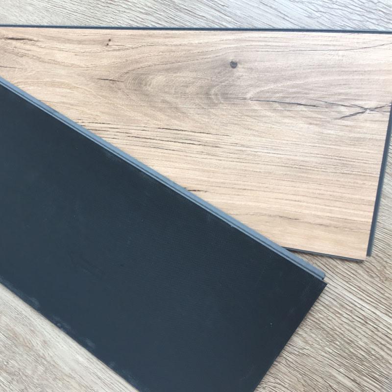 "Hot Sale Wood Grain PVC Vinyl Flooring (3.2mm/7""X48"")"