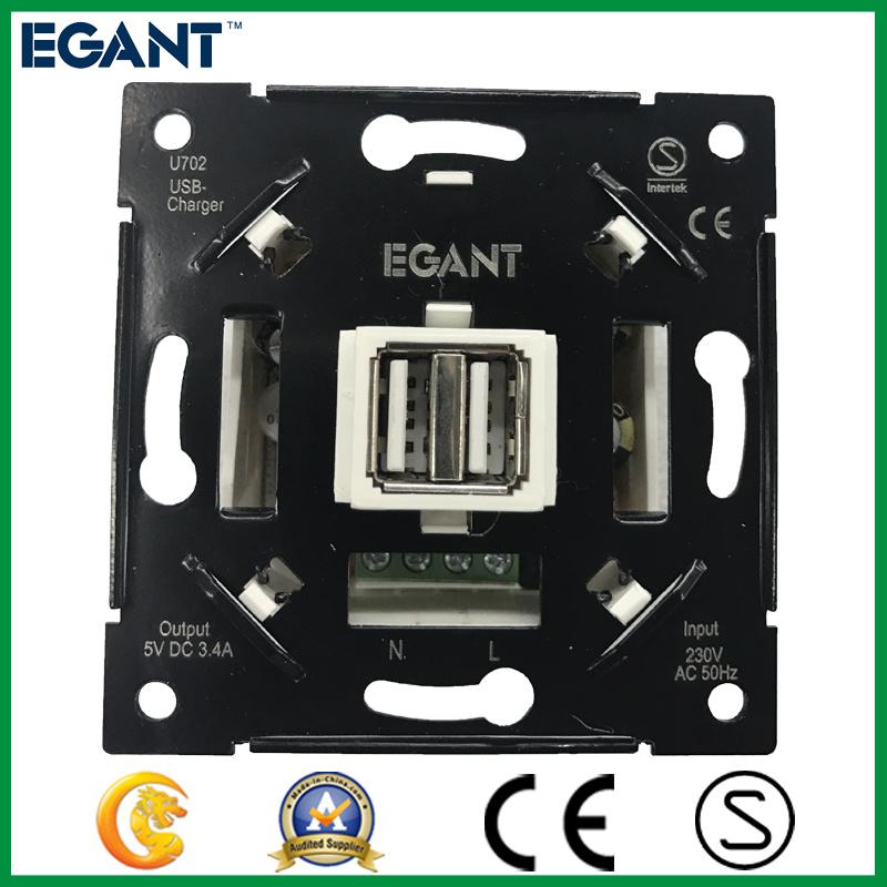 Hot Sale Panel Mount USB Socket 5V 3.4A