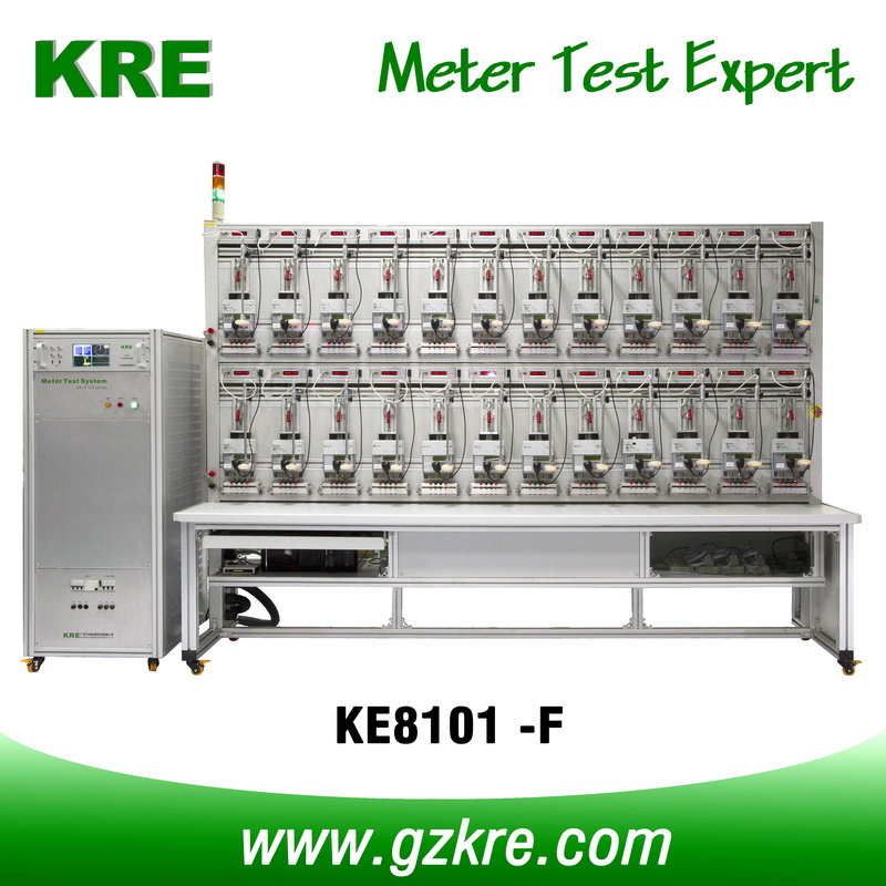 Class 0.05 24 Position Single Phase kWh Meter Test Bench According to IEC60736