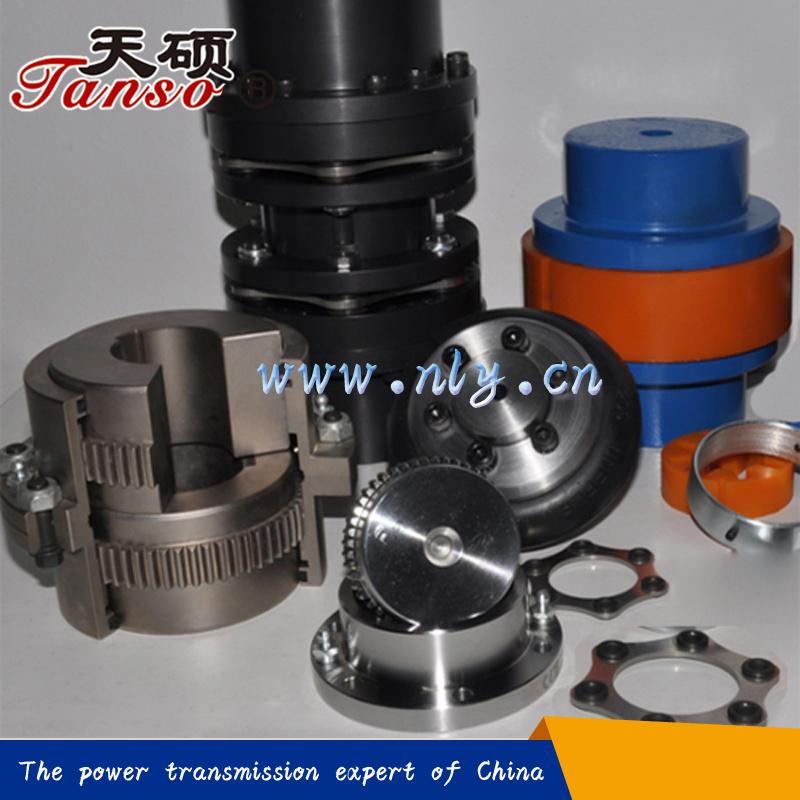 Custom Design Wgc Gear Coupling for Heavy-Duty Machinery