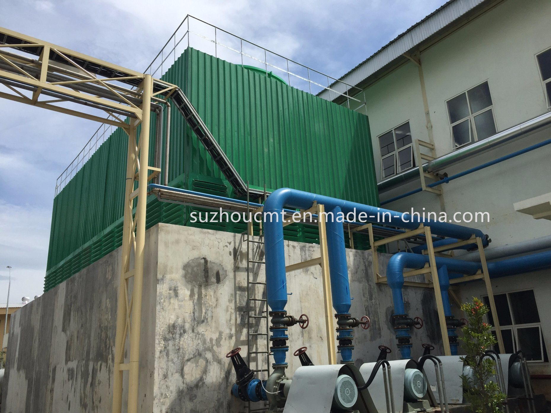 Corn Starch Production Line/ Corn Wet Milling Processing Line
