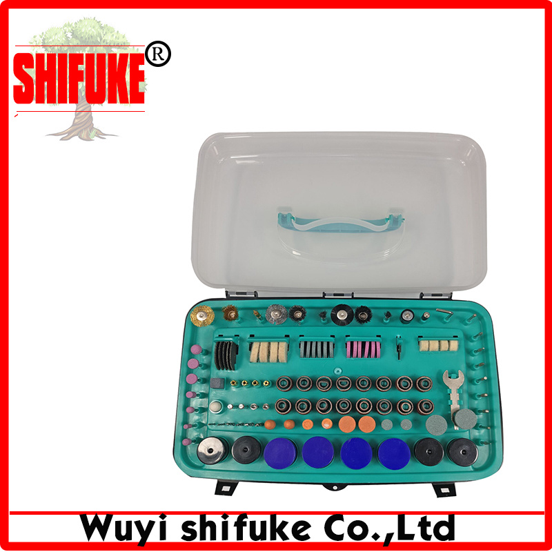 388PC 135W Jewelry Grinding and Polishing Tool with 388PC Accessories