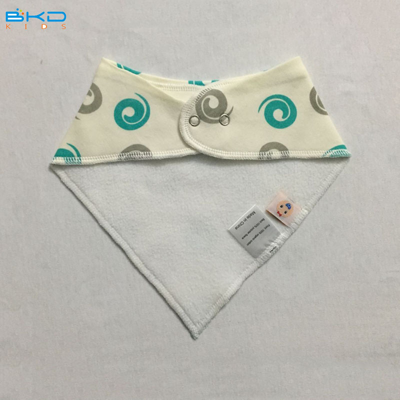 Unisex Baby Accessory Custom Size Baby Bibs