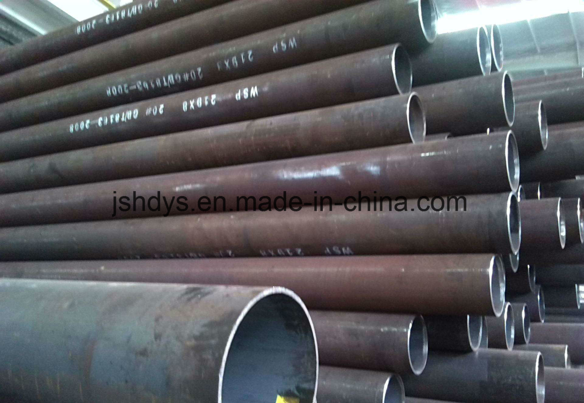 34CrMo4 Round Steel Pipe Tube for Gas Cylinder