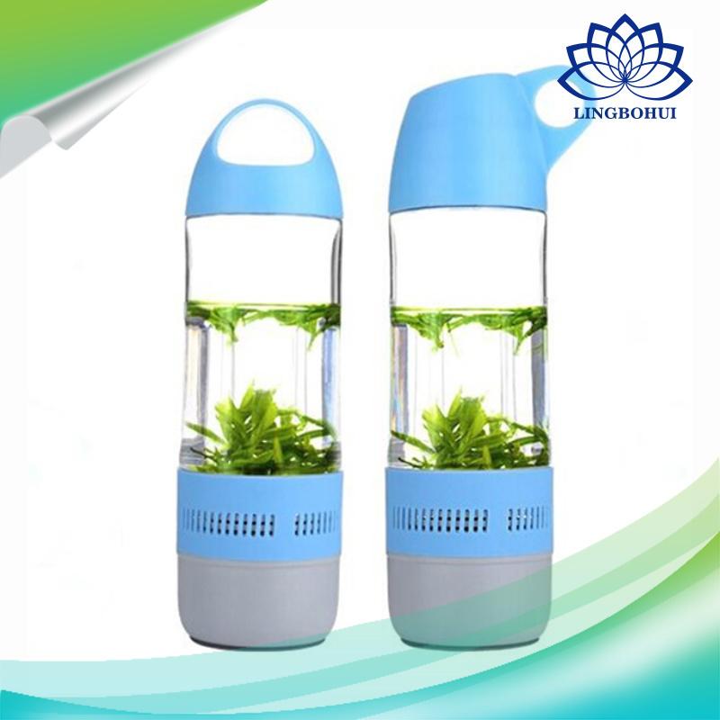 Super Deep Bass Sound Bottle Outdoor Portable Speaker