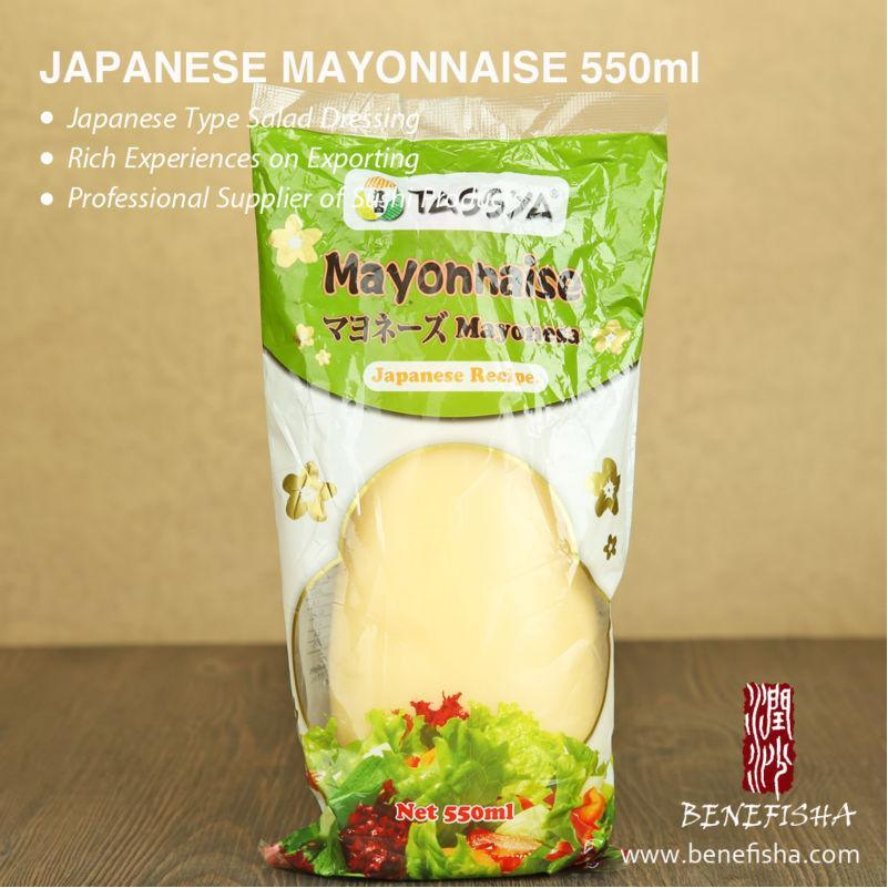 Tassya 550ml Mayonnaise Sauce Japanese Seasoning Sauce