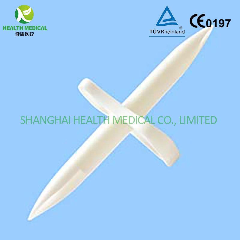 Plastic Covert Needle Spike