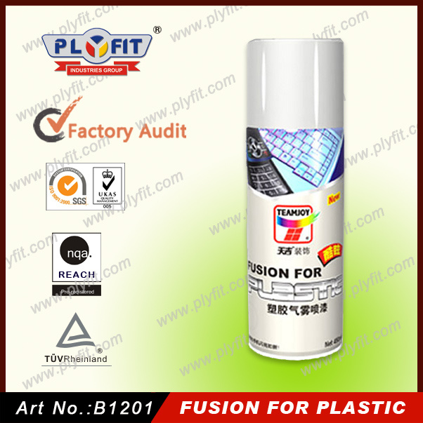 Fusion for Plastic Spray Paint