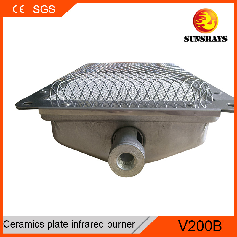 BBQ Grills Burner Shawarma Grill Machine Heating Element