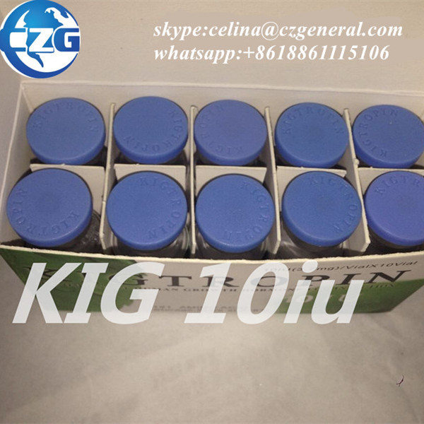 191AA Bodybuilding Gh Human Growth Nordictropin 10iu Hormone