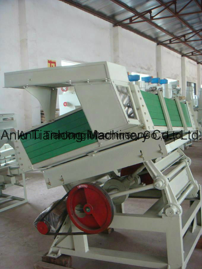 50 T/D Complete Rice Mill/Milling Machine / Grain Processing Machine