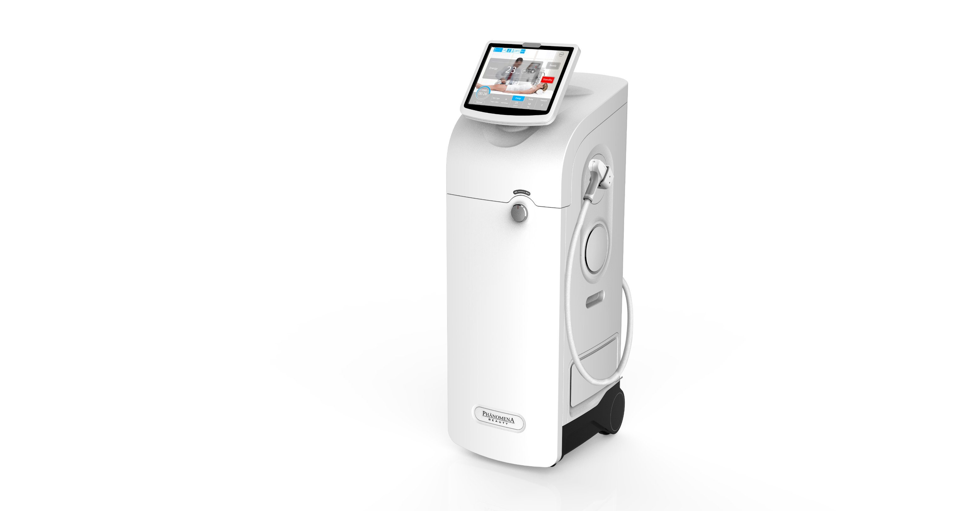 Vertical 600W Micro-Channel 808 Diode Laser Hair Removal Machine